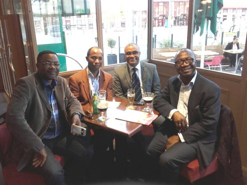 Association rencontre africaine en france