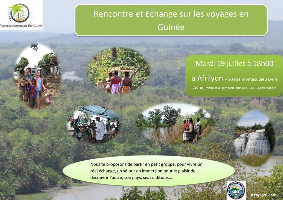 groupe rencontre voyage