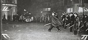 [MEMOIRE] 8 février 1962 : massacre de Charonne à Paris