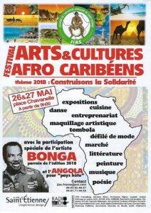 [CULTURE] Festival Arts et Cultures Afro-Caribéen à Saint Etienne avec l'artiste Bonga @ Saint-Étienne | Auvergne-Rhône-Alpes | France