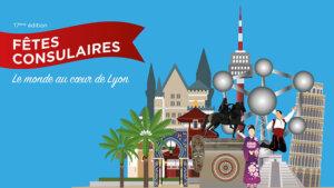[RENCONTRES] De nombreux pays africains seront aux 17e Fêtes Consulaires de Lyon @ place bellecour | Lyon | Auvergne-Rhône-Alpes | France