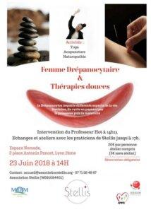 [SANTE] Femme Drépanocytaire et Thérapies douces à Lyon @ Espace nomade | Lyon-2E-Arrondissement | Auvergne-Rhône-Alpes | France
