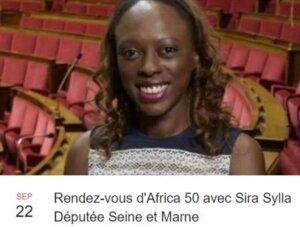 [RENCONTRE] Rendez-vous d'Africa 50 avec Sira Sylla Députée de de Seine et Marne à Villeurbanne @ Hôtel Mercure Charpennes | Villeurbanne | Auvergne-Rhône-Alpes | France