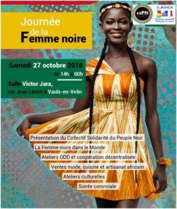[FEMMES] Journée de la Femme noire à Vaulx en Velin @ Salle Victor Jara | Vaulx-en-Velin | Auvergne-Rhône-Alpes | France