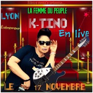 [AMBIANCE] Le grand retour de K-TINO se passe en live à Lyon @ Petit Versailles | Vénissieux | Auvergne-Rhône-Alpes | France