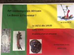 [EXPO VENTE] Le Bénin à l'honneur @ Lyon | Lyon | Auvergne-Rhône-Alpes | France
