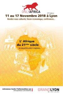 [ONLYAFRICA] Conférence sur le digital en Afrique @ Hôtel de la Métropole | Lyon | Auvergne-Rhône-Alpes | France