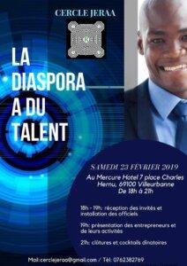 [BUSINESS] Soirée de lancement du Cercle JERAA à Villeurbanne @ Hôtel Mercure Charpennes