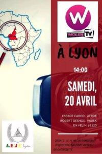 [CAMEROUN] Les étudiants camerounais présentent Wouri Tv @ Espace Carco