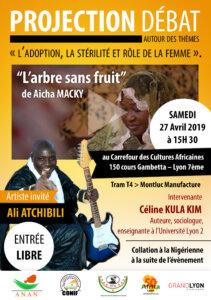[NIGER] L'ANAN célèbre la journée de la femme nigérienne à Lyon @ Carrefour des cultures africaines