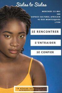 """[ENTRE FEMMES] LRFA présente Sistas to sistas #5 spécial """"Le Colorisme"""" @ Espace culturel africain"""