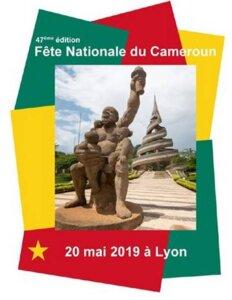 [CAMEROUN] Le Collectif Camerounais célèbre la fête nationale à Lyon @ Espace 101
