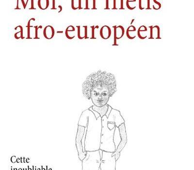 """""""Moi, un métis afro-européen"""" de Blaise Mouchi Ahua disponible à la bibiothèque Mwana Afrobook"""