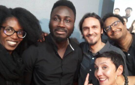 LE groupe BluesyPix de passage à l'émission Maquis Pluriel du 24 septembre 2019
