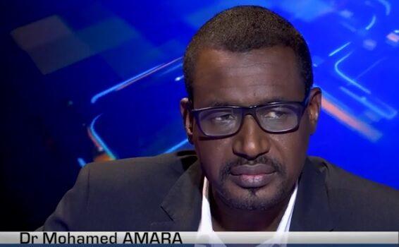 Mohamed AMARA Mali