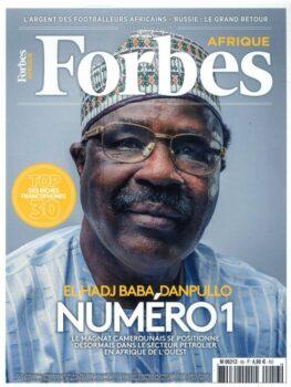 Classement Forbes Afrique 2019 des riches d'Afrique francophone