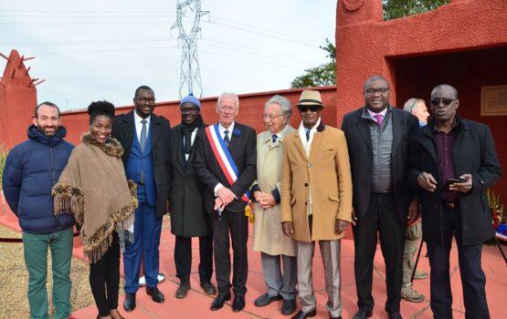 Vibrant hommage ce 11 novembre 2019 aux Tirailleurs morts pour la France en juin 1940