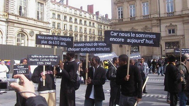 [MÉMOIRE] Journée de commémoration de l'abolition de l'esclavage 2006 (photos)