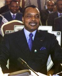 Le Président congolais S Nguesso était l'invité du Grand Rendez Vous «Europe1-Tv5 monde-Le Parisien»