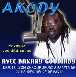 Bacary GOUDIABY (Radio Pluriel Lyon) nominé pour le prix Lorenzo Natali