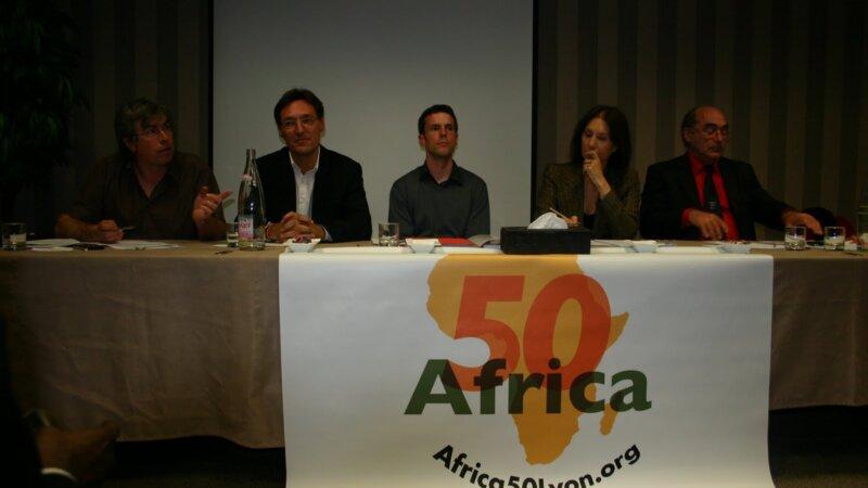 [PRESIDENTIELLE 2012] «Pour exister, il faut lutter» a-t-on retenu lors du débat Africa 50 (photos)