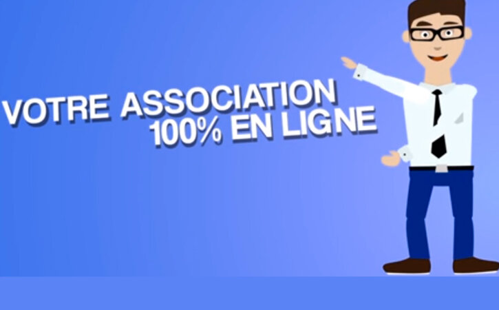 Dématérialisation des démarches «Votre association 100% en ligne»