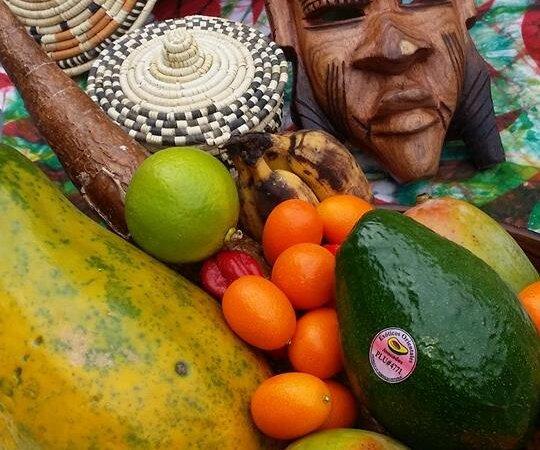 [SAGALY 2015] Buffet Afro Gourmand  le samedi 17 octobre