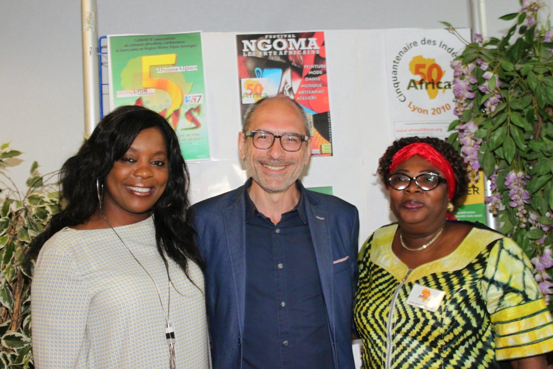[ASSOCIATIONS] Le collectif Africa 50 a célébré ses 5 ans à Lyon