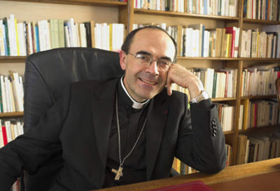 Le Cardinal BARBARIN a célébré une messe pour les Africains à Lyon