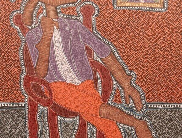 [EXPOSITION] «L'ancien et les modernes» au Musée Africain jusqu'au 3 janvier 2016 Biennale de Lyon