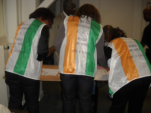 [COTE D'IVOIRE LYON] Présidentielle 2010 : Gbagbo frôle la majorité absolue au premier tour à Lyon
