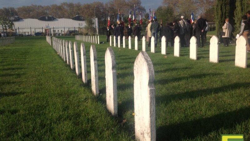 [MEMOIRE] Hommage aux Soldats africains enterrés à La Doua le 1er novembre 2015