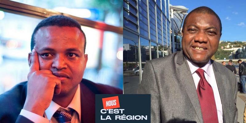 [POLITIQUE] Shoki ALI SAID (17e), Jean-Eric SENDE (33e) sur la liste «Nous c'est la région» de Jean-Jack Queyranne