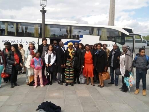[CITOYENNETÉ] Le MIFERVAL a organisé une visite à l'Assemblée Nationale pour les jeunes samedi 16 avril 2016