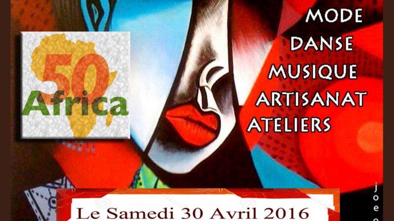 [ARTS] Le festival NGOMA, Un festival culturel, Vivre l'Afrique à Lyon du 24 au 30 avril