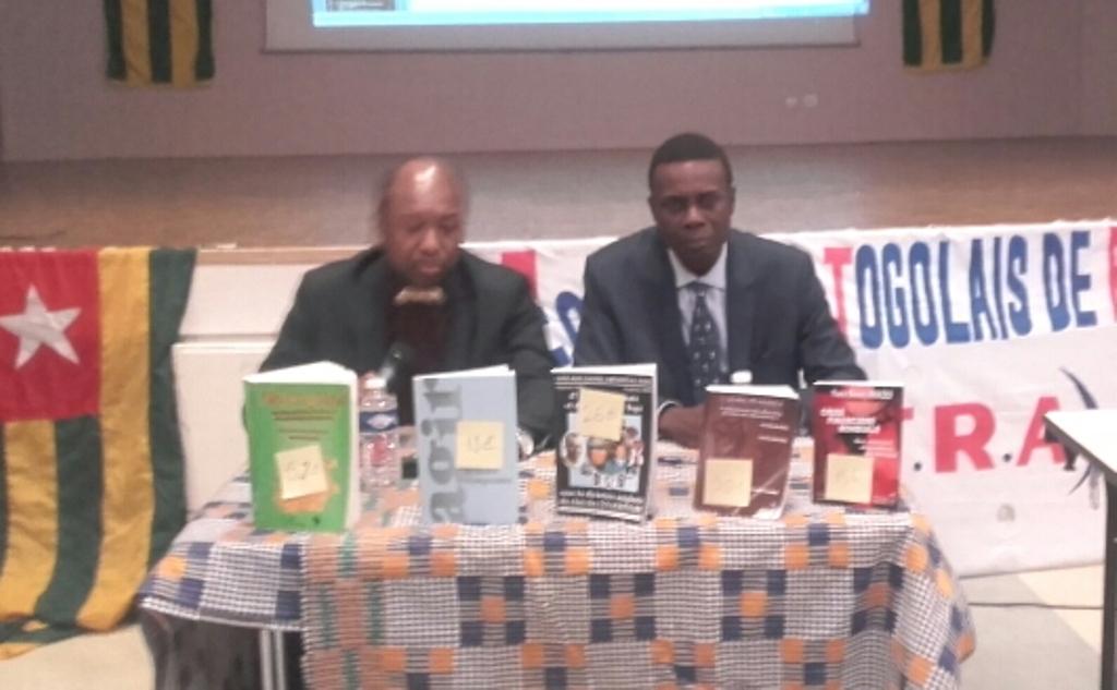 [ÉCONOMIE] Conférence d'Yves Ekoué Amaizo sur l'apport des Diasporas africaines en Afrique