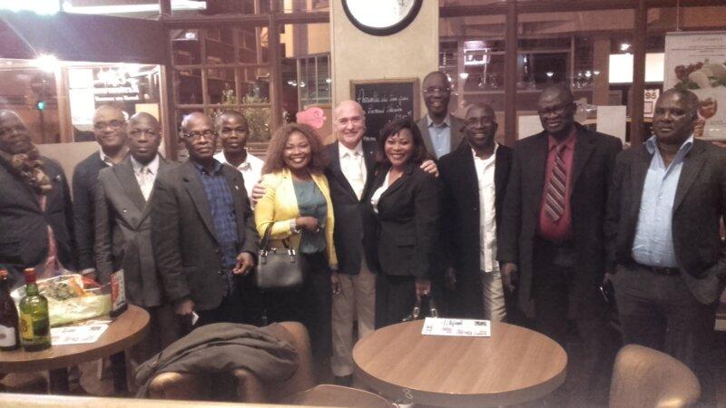 [POLITIQUE] Le Consul de Côte d'Ivoire à Lyon a reçu les partis politiques à dîner
