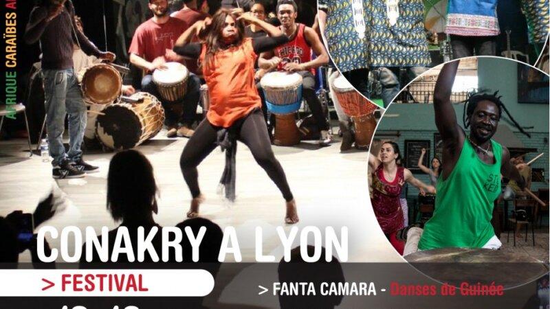 [CULTURE] Festival «Conakry à Lyon» du 13 au 16 mai au centre Afromundo