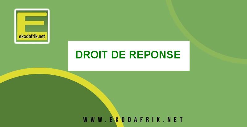 [DROIT DE RÉPONSE] SOPE réagit à l'article «où est passé l'argent des Guinéens ?»