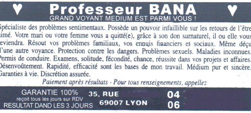 [INSOLITE] Marabouts sur Lyon devins ou charlatans ?