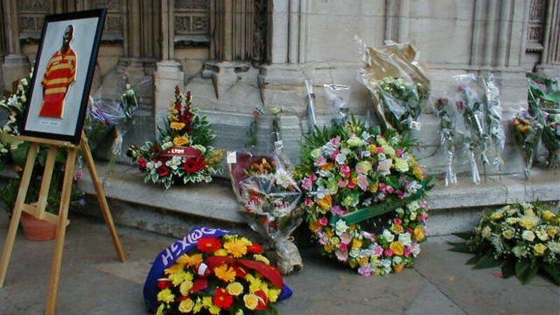 [SPORT] Le 26 juin 2003 disparaissait à Lyon le footballeur camerounais Marc Vivien Foé