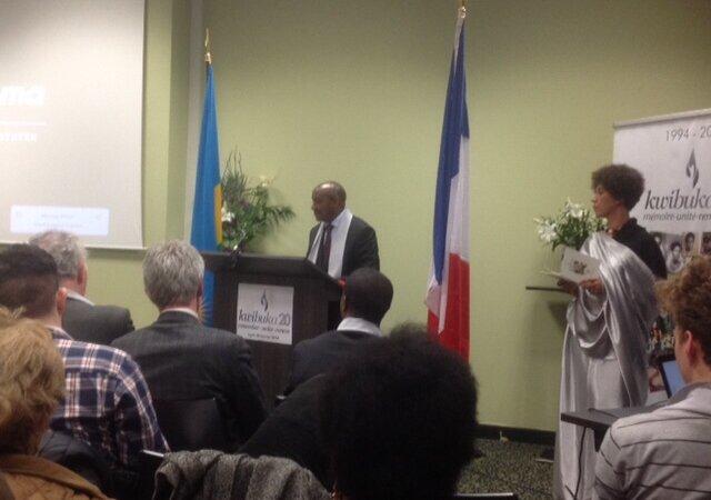 [MEMOIRE] Cérémonie Ibuka-France en souvenir de François-Xavier VERSCHAVE le 22 mars à Villeurbanne