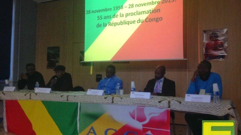 [CONGO LYON] Photos de la Commémoration des 55 ans de la Proclamation de la République du Congo