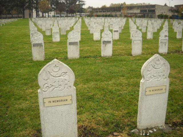 [MEMOIRE] Villeurbanne (69) rendra hommage aux soldats africains enterrés sur son sol ce 29 octobre 2011