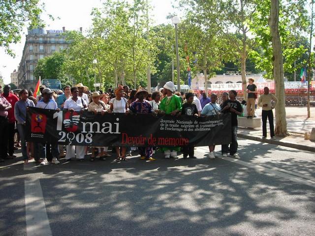 Faible mobilisation pour le 10 mai 2008 à Lyon (photos)