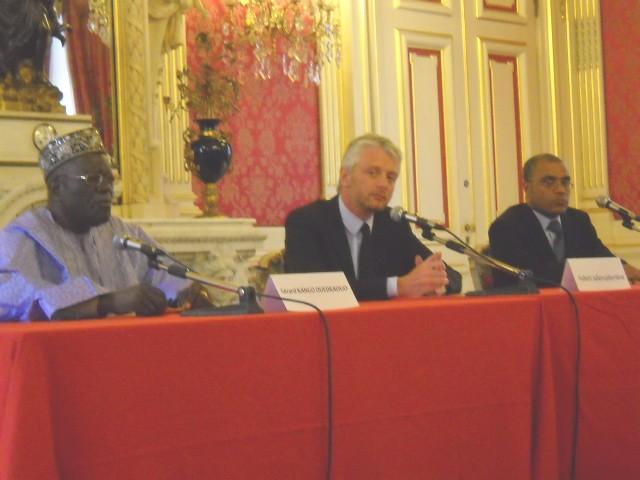 Succès phénoménal pour l'inauguration du «Cinquantenaire des Indépendances» à Lyon (vidéo)