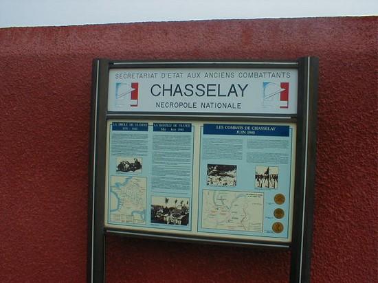 Hommage aux Tirailleurs Sénégalais au Tata de Chasselay ce 11 novembre 2003 (photos)