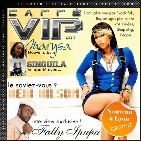 [L'INVITE] A. SAKI lance «Carré Vip», le premier gratuit des Afro Caribéens du Grand Lyon (vidéo)