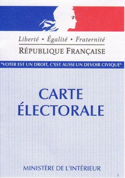 [PRATIQUE] 2014 année électorale, êtes-vous inscrit(e) pour voter ? Si non c'est pourtant si simple