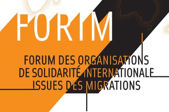 [SOLIDARITE] Le FORIM échangera avec les Congolais sur leurs projets le 8 janvier 2014 à Lyon